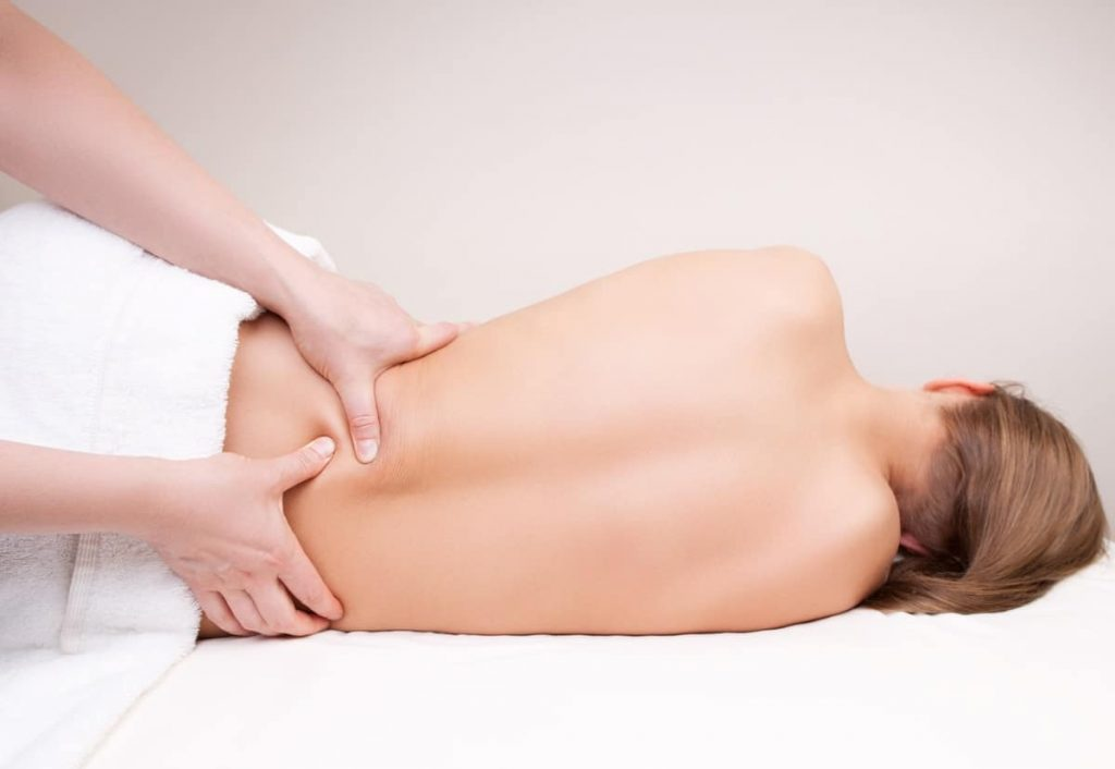 Type of massage