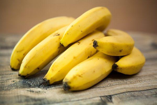 Nutritional value in bananas