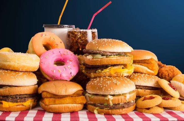 junk foods that harm our body