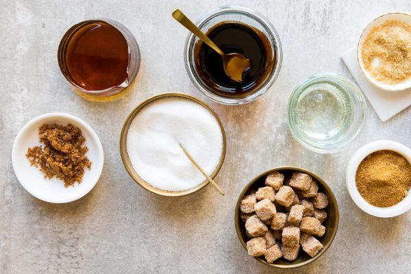 What can be used instead of sugar?